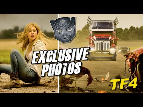 Transformers SPOILER story and characters details - [TF4 News #68]