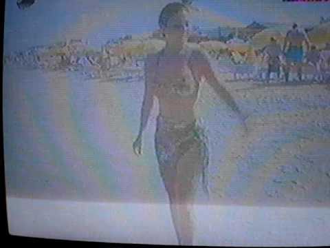 sibel can bikinili