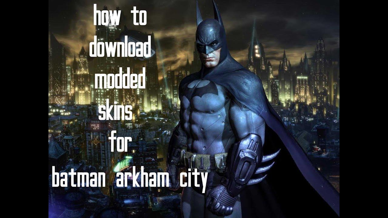 Batman arkham city mod hentia pic