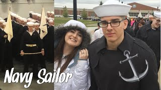 Navy bootcamp graduation | Vlog | Jessica Hatchell