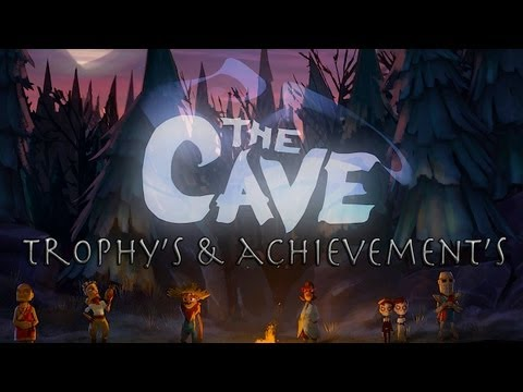 The Cave: To Soothe A Savage Beast Trophy/Achievement Guide