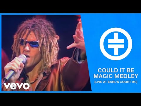 Take That - Could It Be Magic Medley (Live At Earl's Court '95)