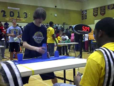 Maryland Sport Stacking Championships Cycle Prelims: 6.93!