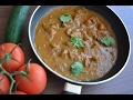 Kaalaan Kulambu/Mushroom Gravy (in Tamil)