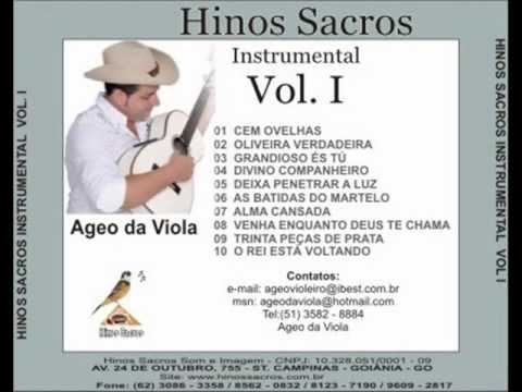 Ageodaviola - Instrumental - Cem Ovelhas video