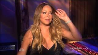 Mariah Carey Matt Lauer Special Part 3 of 3 NBC