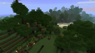 Minecraft - Detective Themed Adventure Map Trailer