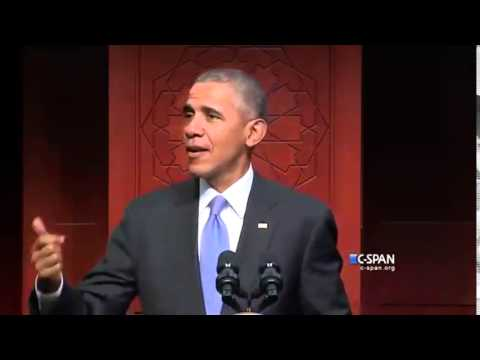 President Obama Speaks at the Islamic Society of Baltimore |
