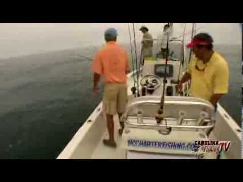 Carolina Fishing TV – Season 2/16 – Late Summer Ocean Flounder