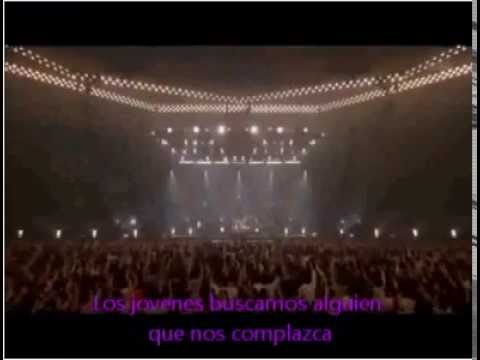 Broken Youth, Nico Touches The Wall, Sub Español video