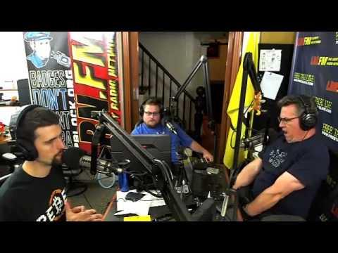 New Snowden Revelations, MonsterMind - Free Talk Live 2014-08-14