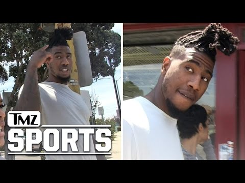 Iman Shumpert Has A New Hair Style – Busta Rhymes Approved