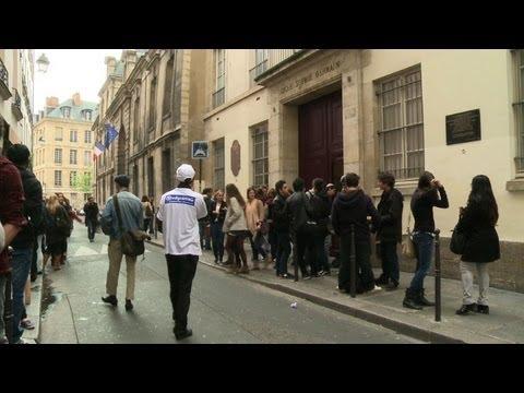 Image video Bac 2012: impressions à la sortie de la première épreuve