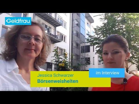 Börsenweisheiten: Jessica Schwarzer über Kostolany, Buffet und die Börse | ein Geldfrau Interview