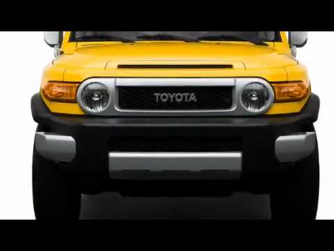2010 Toyota FJ Cruiser Video