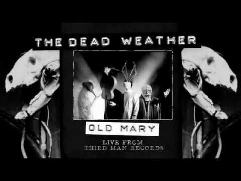 The Dead Weather - Old Mary (Live at Third Man Records)