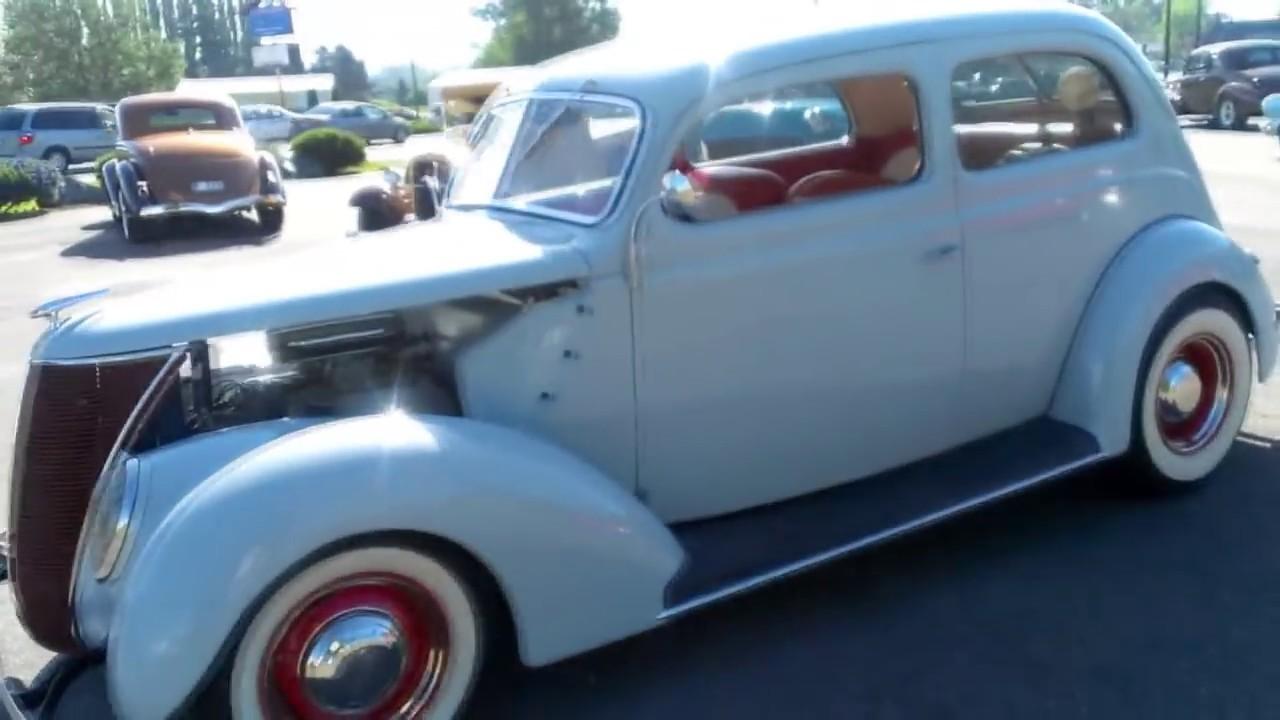 1937 Ford Slantback Youtube