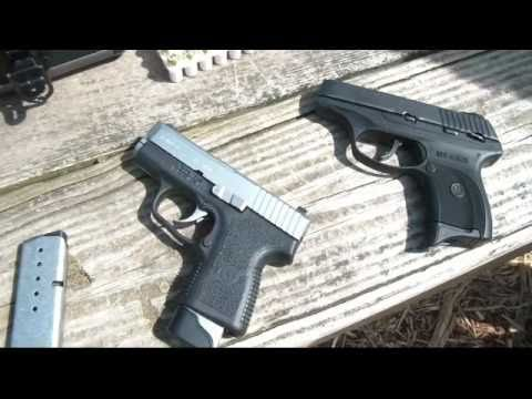 Kahr PM9 vs Ruger LC9 - Run N Gun in War of the Sub-Compacts