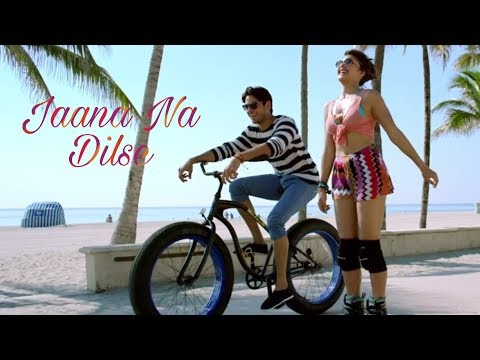 JAANA NA DILSE ( Video Song ) | Arijit Singh | A Gentleman Songs 2017 | Sidharth, Jacqueline |