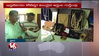 ACB Raids On Nizamabad Excise Superintendent Jyothi Kiran Residence