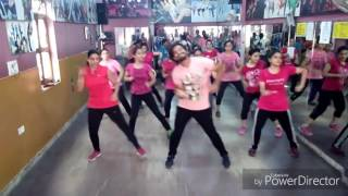 Gal ban gayi video | yo yo honey singh  | Punjabi and freestyle choreography by ANEW fitness centre