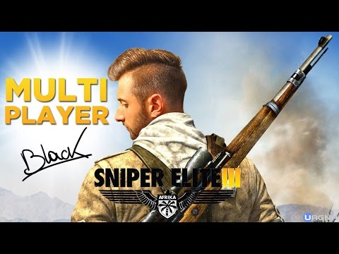 Sniper Elite 3 - Te SPARO e non MUORI [Multiplayer Ita]