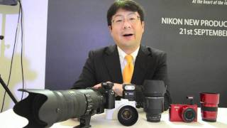 Nikon 1 Cameras Launched