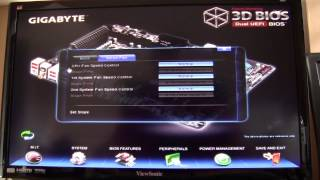 Gigabyte's 3D BIOS Overview