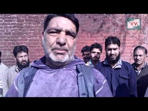 Street Vendors of Sopore have Nowhere to go - Sadaf reports
