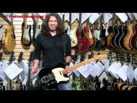 PHIL X SHOWS YOU TRICKS!! 1969 Fender Telecaster 01178