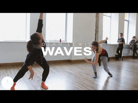 Dance Intensive 14| Dean Lewis - Waves contemporary by Anna Konstantinova |VELVET YOUNG DANCE CENTRE