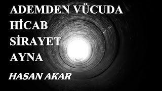 Hasan Akar - Ademden Vücuda, Hicab, Sirayet, Ayna