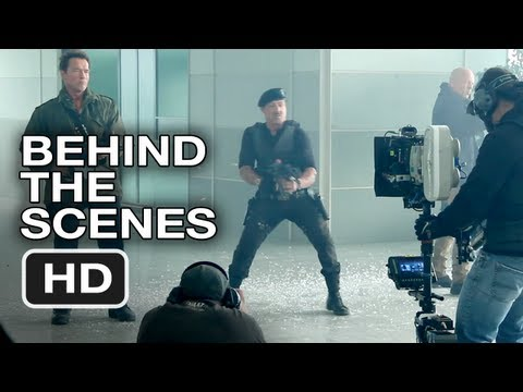 The Expendables 2 Behind the Scenes (2012) Sylvester Stallone Movie HD
