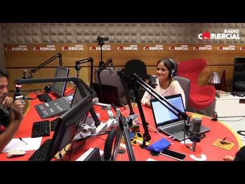 Rádio Comercial | Carolina Deslandes nas Manhãs da Comercial