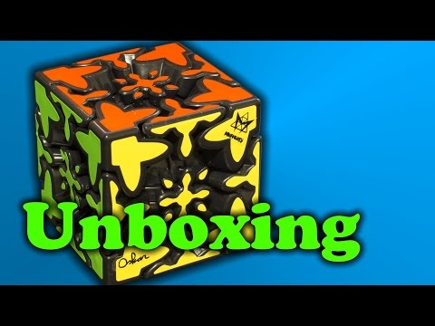 how to solve gear ball cube