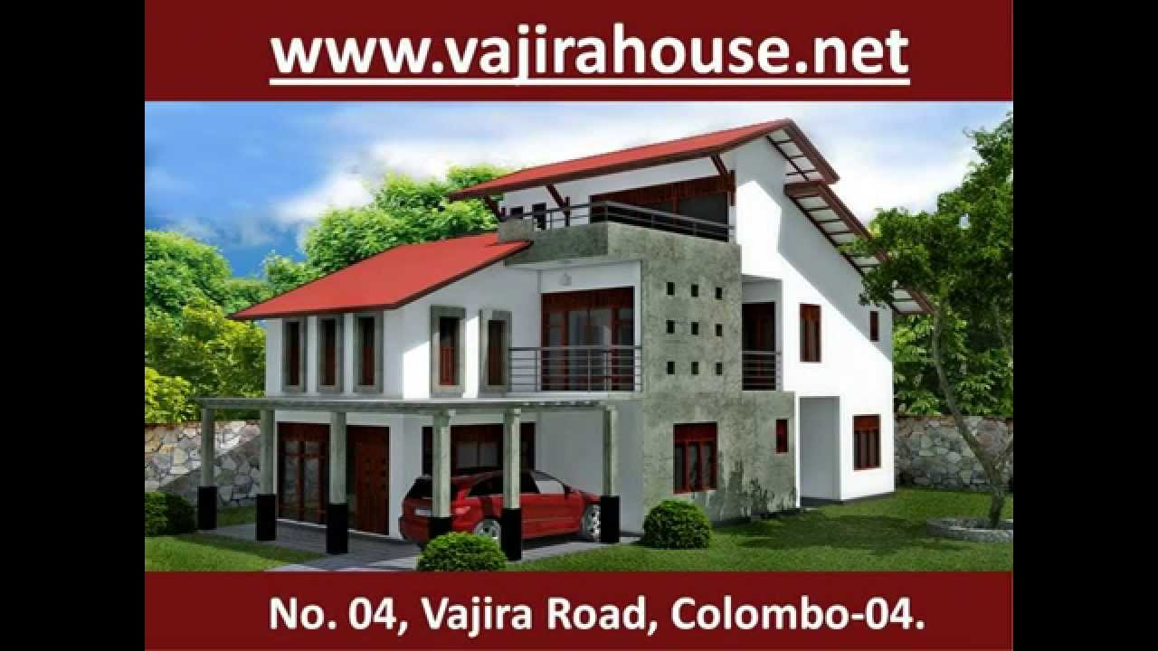 Vajira house builders youtube for Vajira house home plan