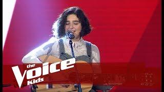 Lolita - Riptide   Audicionet e Fshehura   The Voice Kids Albania 2019
