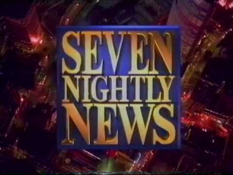 7 News Sydney 29 April 1996 Port Arthur massacre