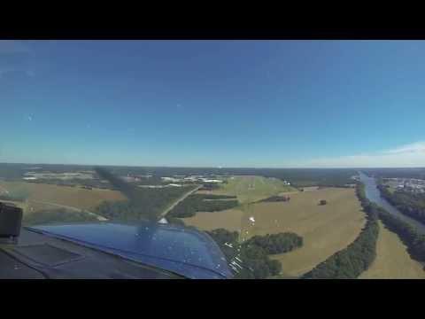 Landing KTCL rwy04