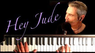 Hey Jude (The Beatles) Best Piano Tutorial - How to really play like the original