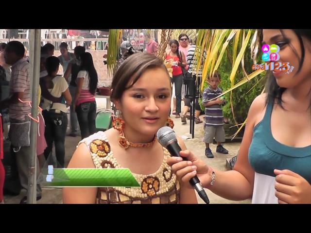 Festival Dulce Nombre. Chalatenango. El Salvador. Centroamérica.