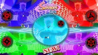 [NEW] TOP 5 BEST GODLY FULL SUSANOO - ROBLOX Shinobi Life OA