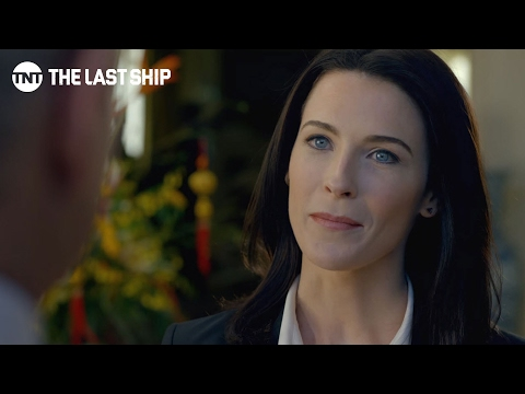 The Last Ship: Sash Cooper Who is she?   Behind the Curtain  TNT