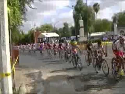 Ganó venezolano etapa de Vuelta a Tamaulipas