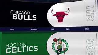 Boston Celtics vs Chicago Bulls Game Recap | 1/13/20 | NBA