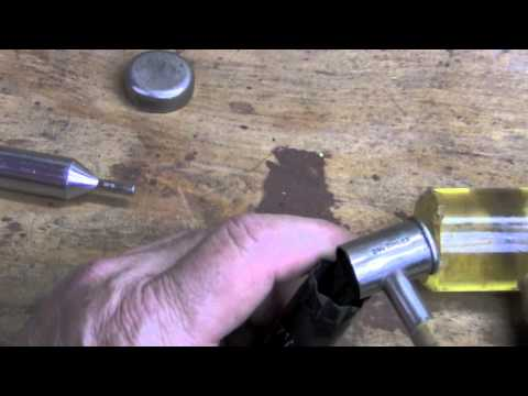 Shotshell reloading without a press part 2 Lee Loaders.mov