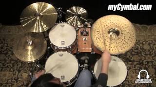 "Paiste 20"" Signature Dark Energy Mark I Ride Cymbal (4801620-1111214HHH)"