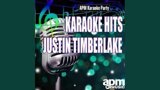 Sexyback Karaoke Version