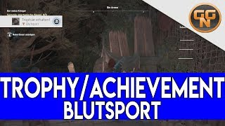 Assassins Creed Odyssey Guide - Blutsport / Blood Sport Trophy