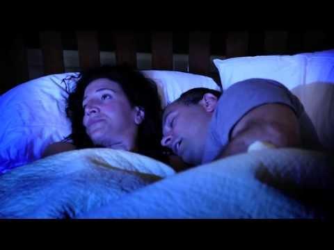Snoring Isn't Sexy video